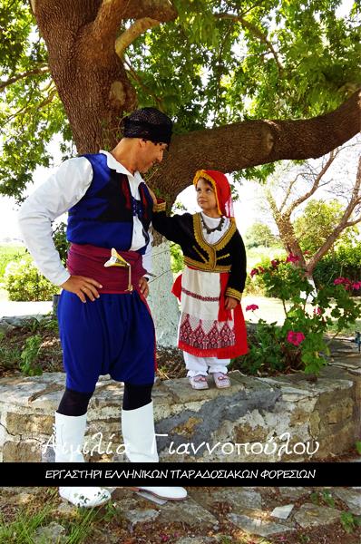 Παραδοσιακές Φορεσιές Κρήτης